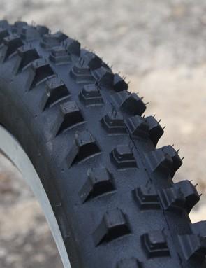 Hutchinson's new DZO mud tire