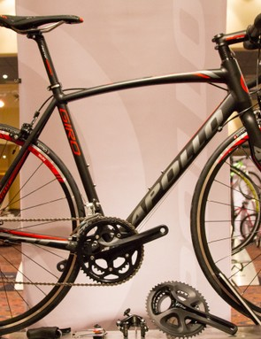 The Apollo Giro jumps up in price to AU$1,499, but gains 11-speed gearing and an updated frame