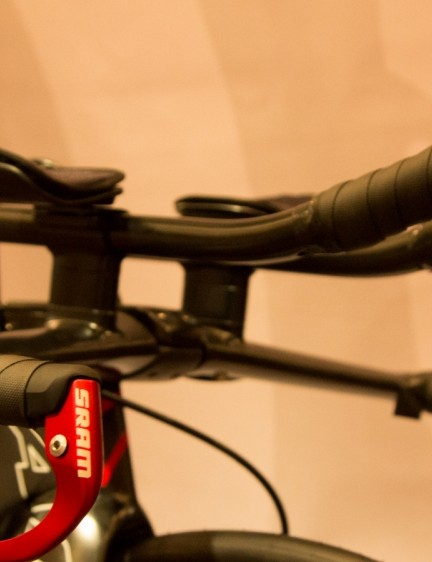 The Arctec TT will feature a SRAM Force 22 groupset