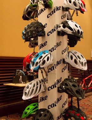Apollo is now the distributor for Catlike helmets
