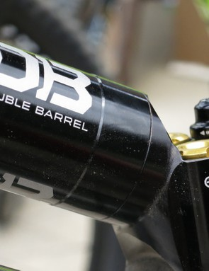 Cane Creek's Climb Switch (shown here on the DBair CS) slows down the shock's rebound and firms up the compression damping. Why can't we have the same technology in our suspension forks?