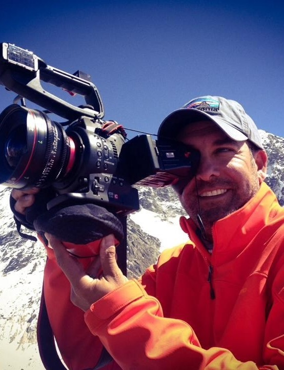 Anthony Gordon has seen much of the world from behind a camera lens