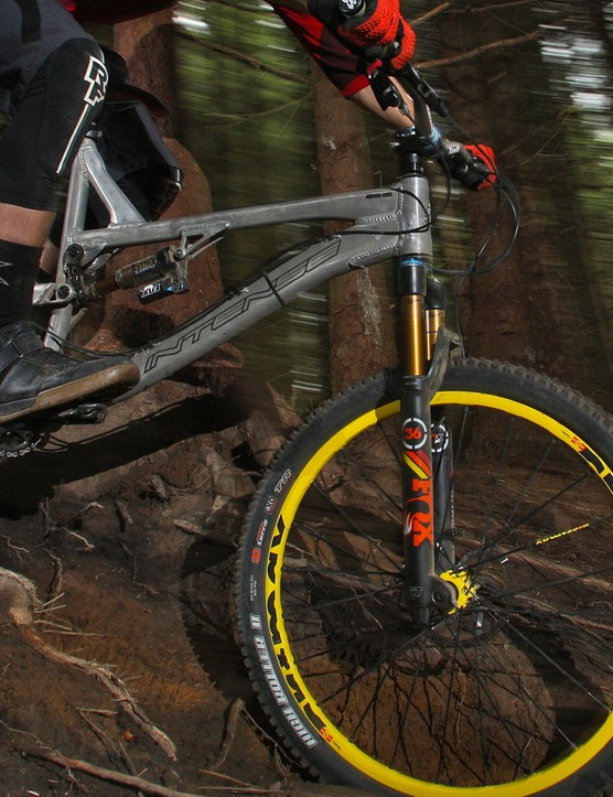 The 36 with its RCT damper is a serious bit of kit: if out-and-out performance in demanding terrain is what you're after, then look no further