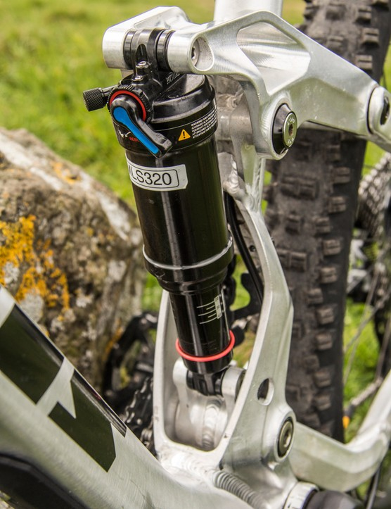 Vitus appear to be sticking with RockShox shocks for these new models