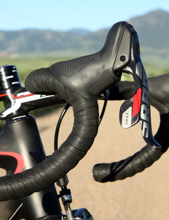 A carbon cockpit is available as one of Velo Vie's a la carte upgrades