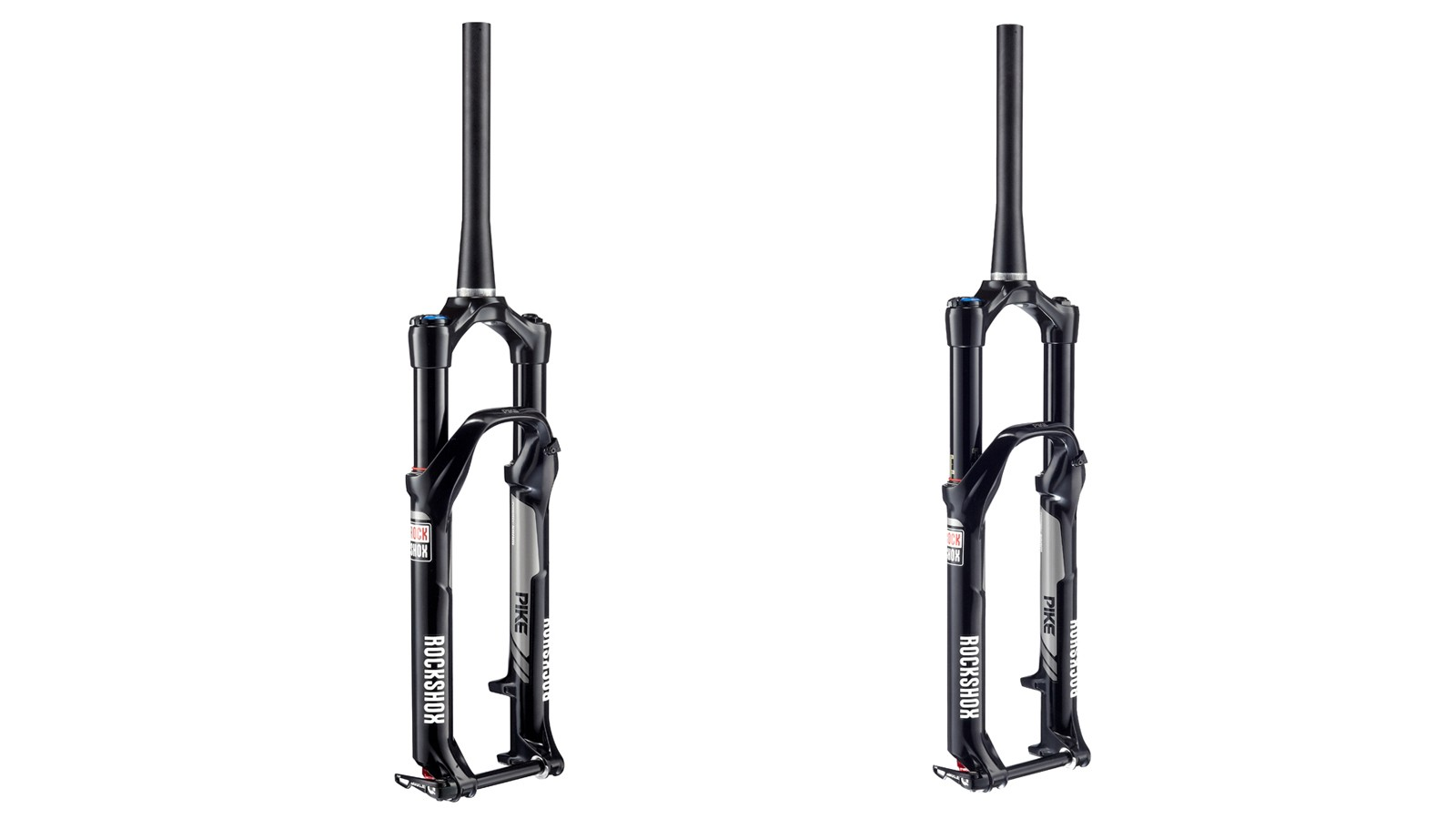 The RockShox Pike DJ will only be offered for 26in wheels and comes in 100mm and 140mm versions