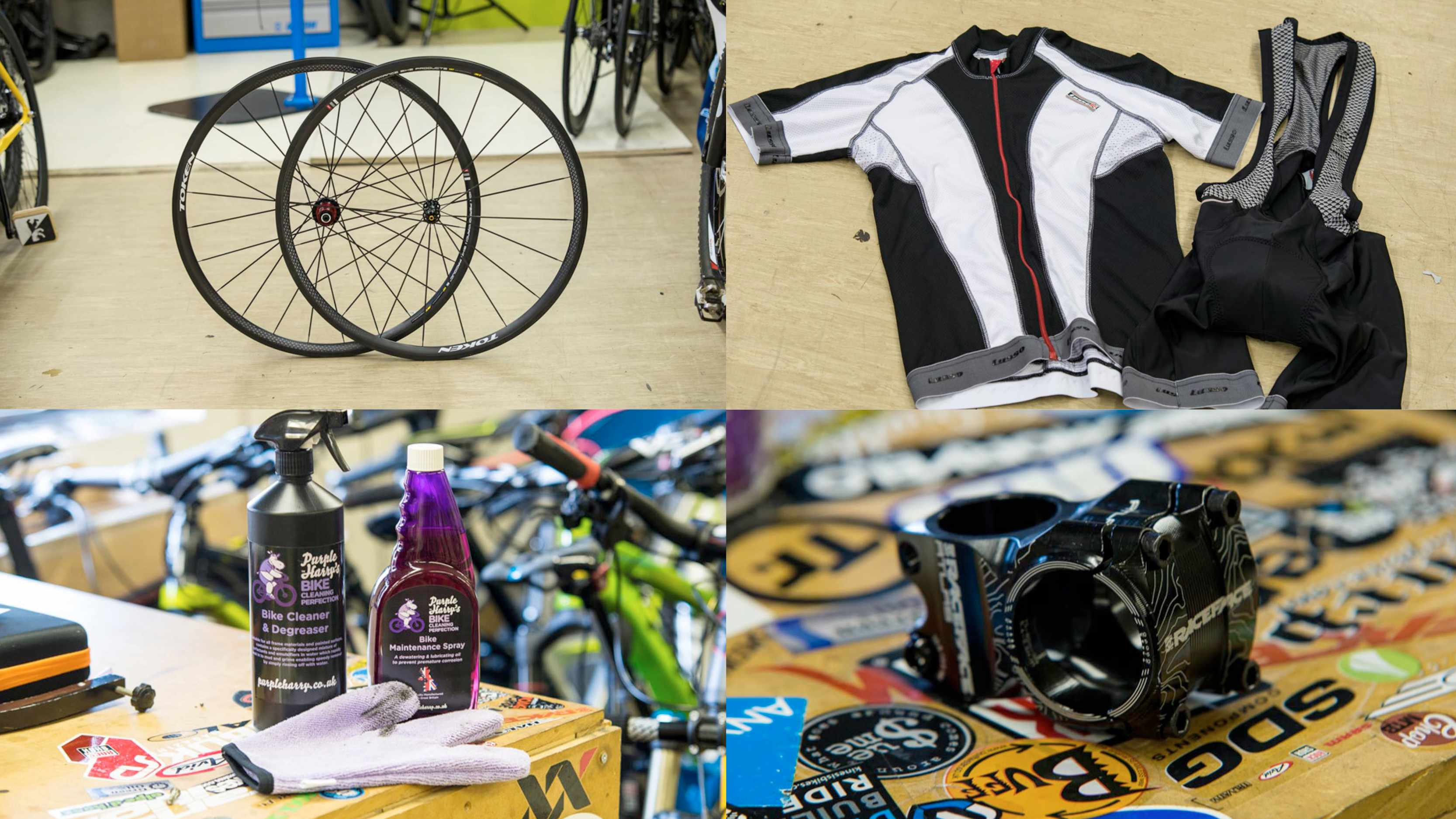 Friday five-a-side: this week's new bike gear