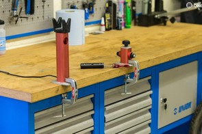 Tools4Bikes Velovise portable workstand