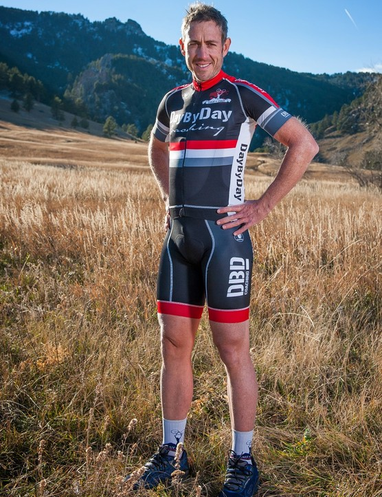 Ben Day - owner of DayByDay coaching and professional rider with the UnitedHealthcare Pro Cycling team