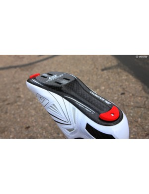 If these look stiff, that's because they are. There's a generous 17mm of fore-aft cleat adjustment range, too