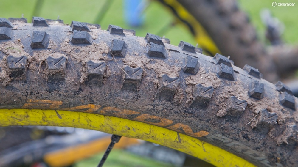 Continental Baron Projekt: The BMC team and Martin Maes of Atherton Racing were enjoying these