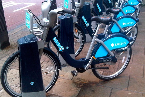 Boris Bikes will no longer be Barclays bikes - in 2015 its sponsorship ends