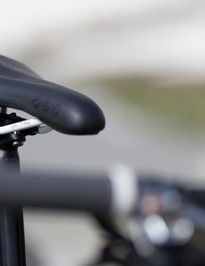 The Juliana Primiero saddle comes as standard and gives all day comfort