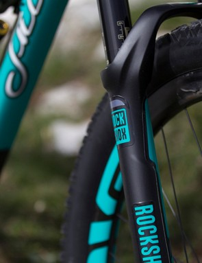 ENVE M60 Forty 27.5 carbon rims provided exceptional precision