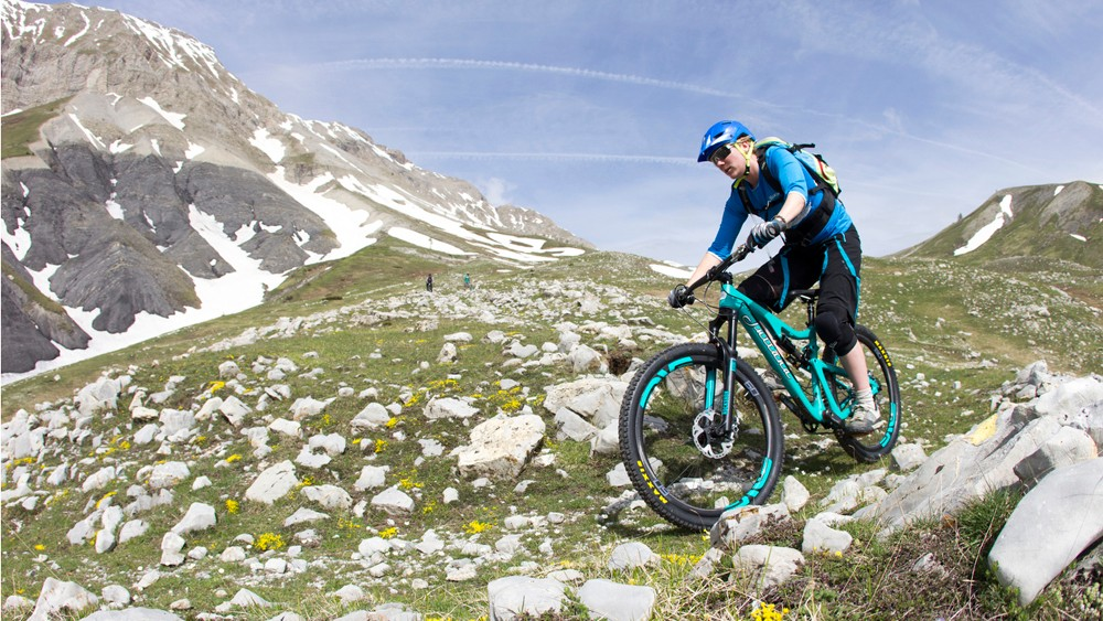 21 May 2014 - during the Juliana Bicycles Roubion Launch in the Alpes Maritimes. 