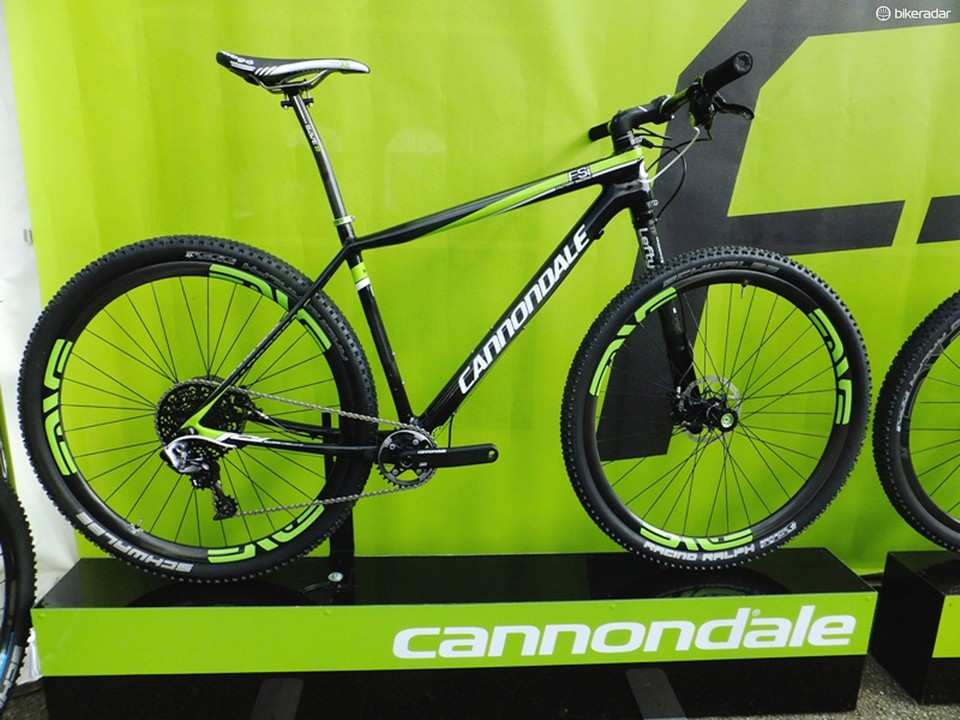 Cannondale F Si First Look Bikeradar