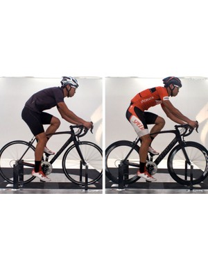 These two setups look very similar, right? In the wind tunnel, though, they're actually very different