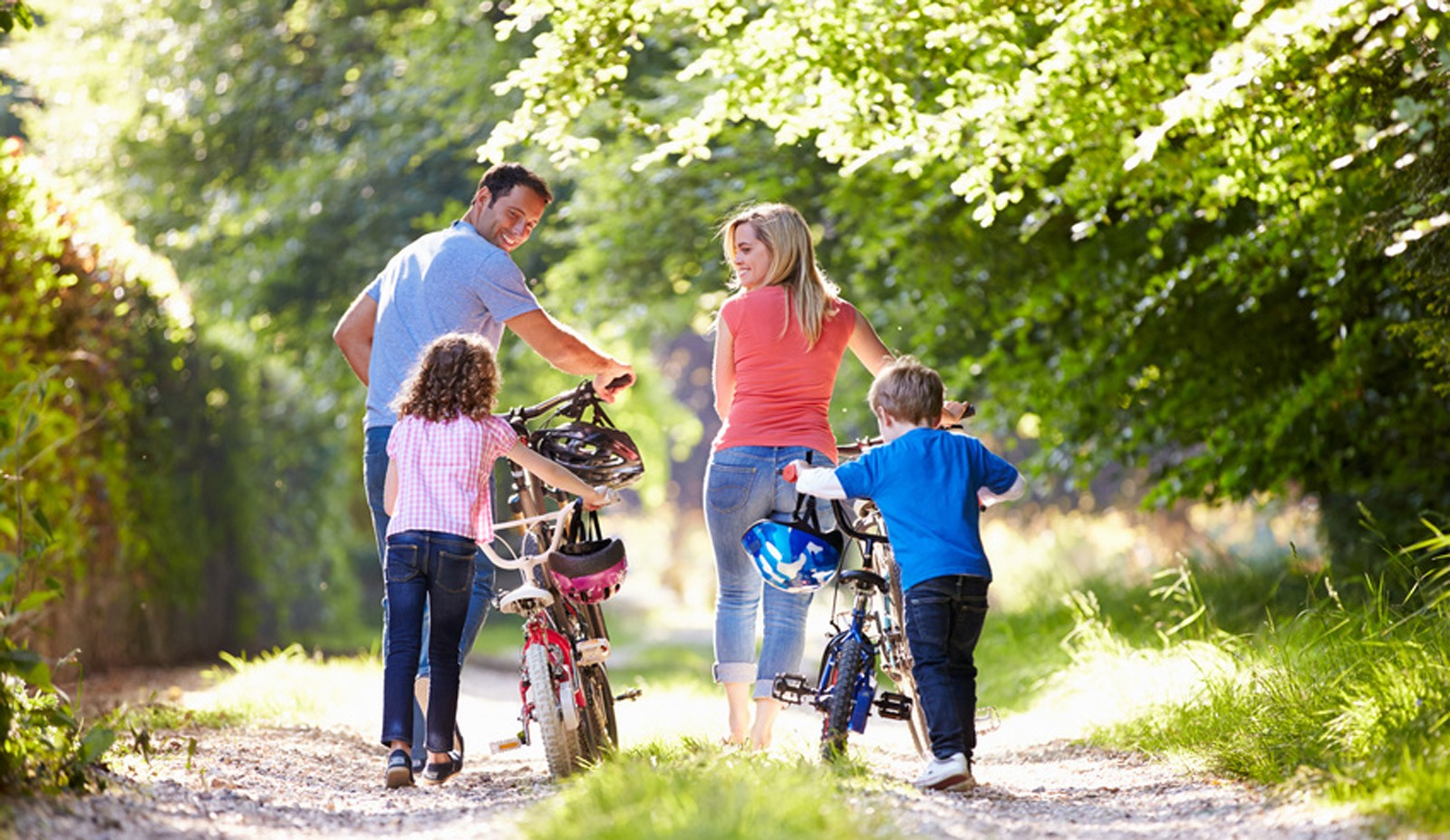 Heed cycling training company BikeRight!'s advice on creating the perfect family cycling ride