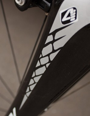 Ridley definitely plays up its Belgian ownership, and the Fenix Classic sports many a cobble