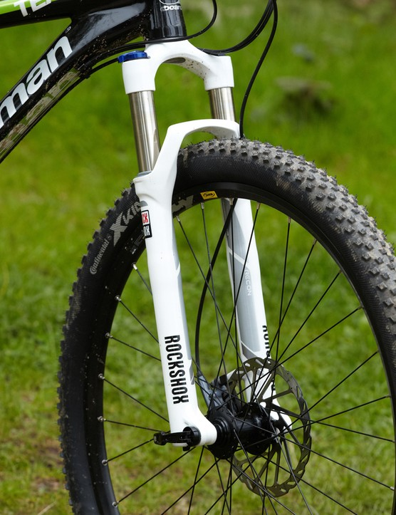 RockShox's Recon Silver is a decent budget air fork