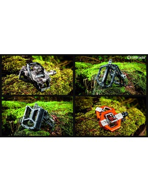 Flat vs clipless - what to look for in mountain bike pedals