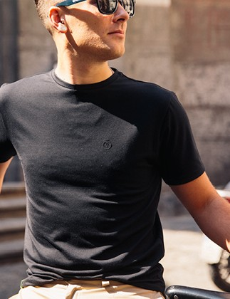 Vulpine men's classic Dri-Release t-shirt