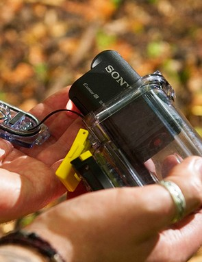 There's no reason not o use your camera in wet conditions – just make sure you have a waterproof case