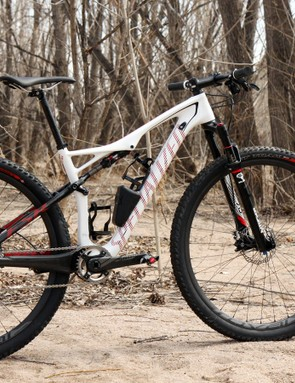 The Specialized Epic Expert Carbon World Cup lives up to its name with blistering cross-country performance