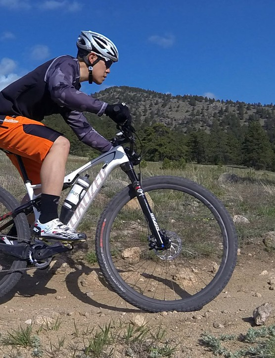 We tested the Specialized Epic Expert Carbon World Cup on a wide variety of Colorado terrain. It may not be an ideal everyday trail bike, but for fast XC-type riding - and especially racing - the dedicated package is definitely a very worthy option