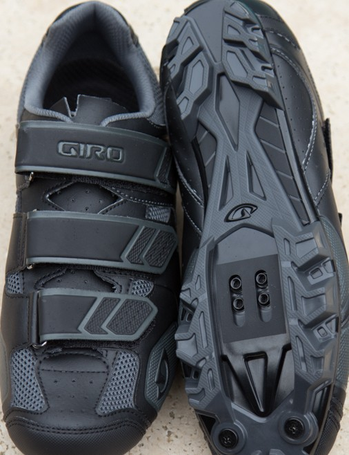 The Giro Carbide shoes are a no fuss, solid-performing budget option