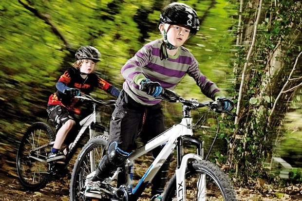 If you want to enjoy riding together, your son or daughter needs a bike that fits