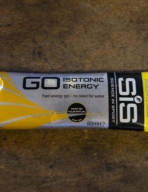SIS Isotonic energy gel