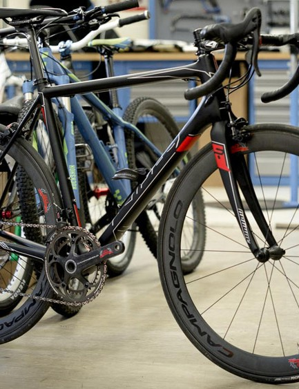 Ridley Helium SL Campagnolo 80th special edition