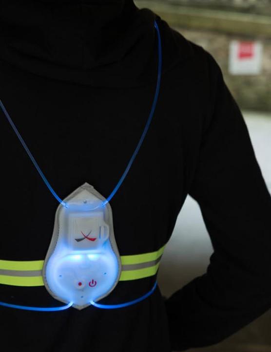 Noxgear Tracer360 visibility vest