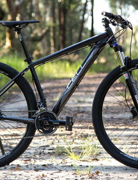 Cell Bikes Awaba 1.0 - a direct-buy mountain bike with detailed design thought