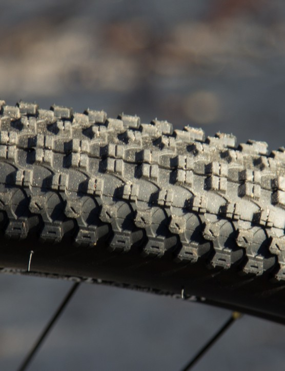 The Kenda Small Block Eight tyres are a long-time popular choice amongst cross country racers and those looking for a fast rolling tyre. Just watch that mud and slick rock!