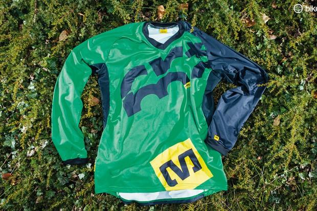 Mavic Crossmax LS jersey