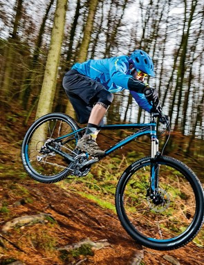 The Mantra Pro is a lot of fun to ride