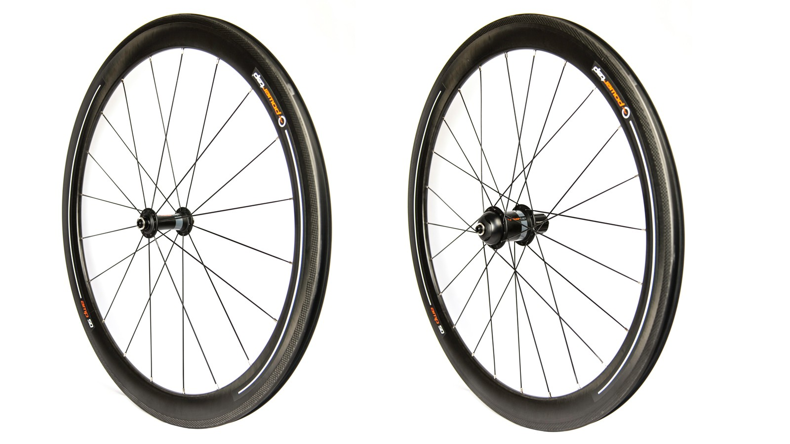 """PowerTap will not disclose what company is making the rims, just calling it """"a renowned carbon fabricator"""""""