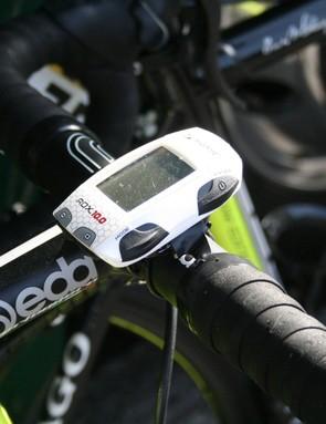 Team Europcar rock the Sigma Rox 10.0 GPS