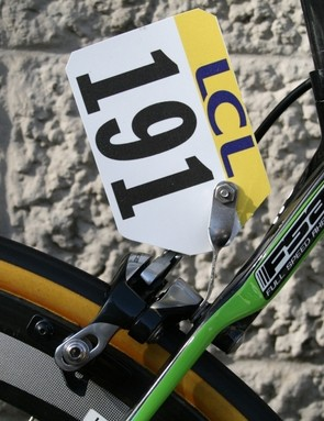 Elegant and neat: Team Belkin go the stainless steel route