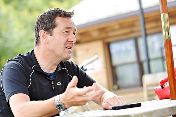 Chris Boardman supports the arrival of road disc brakes in road racing