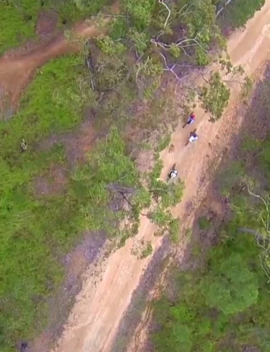 Clearly marked trails, easy road access and ripping trails - that's Atherton