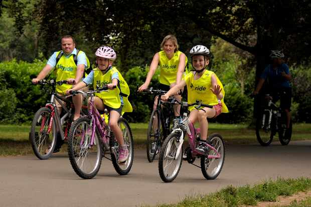 2.1m British adults cycle 30 minutes at least once a week, say new Sport England figures