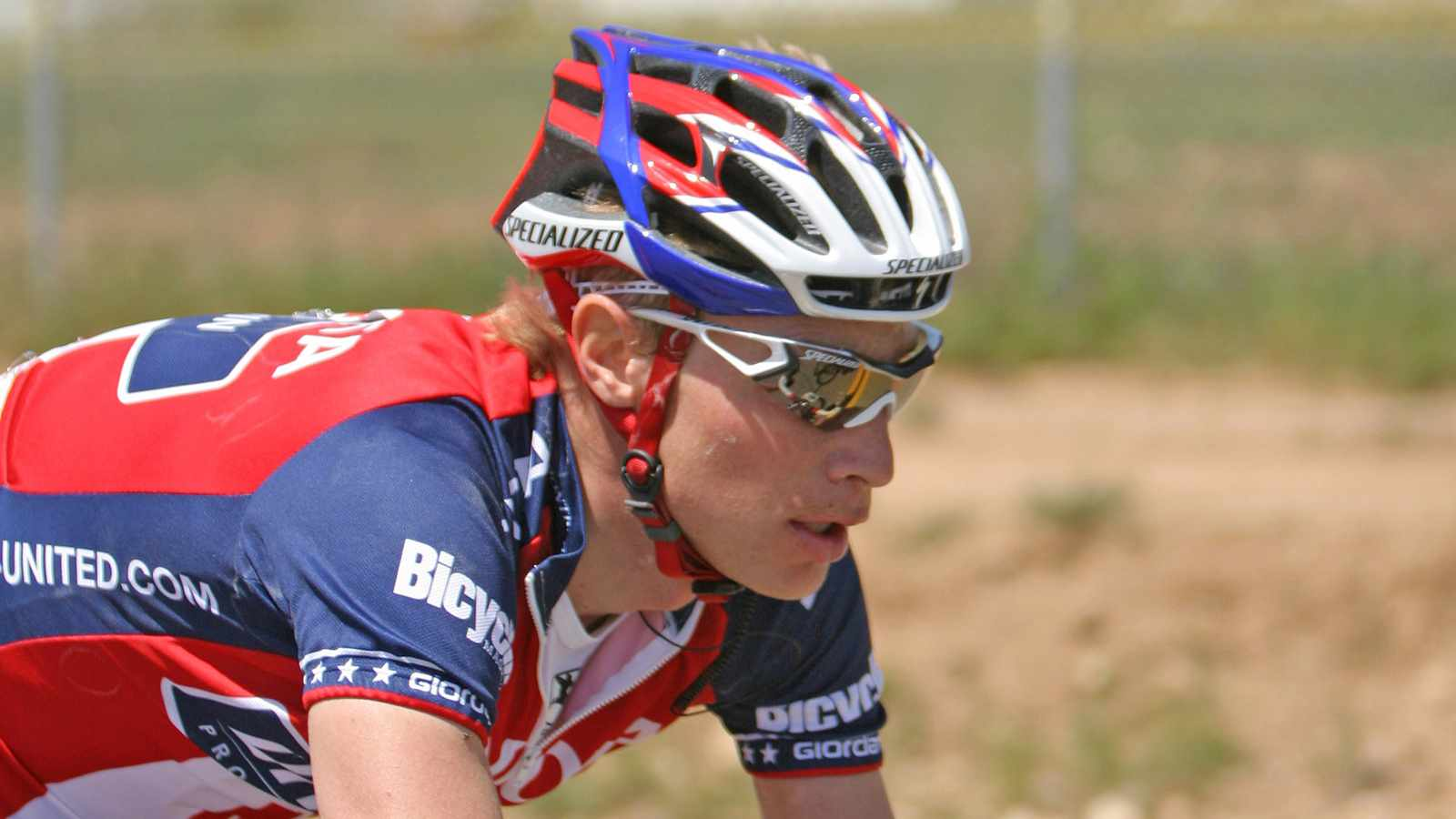 Chris Baldwin is two-time US National Time Trial champion