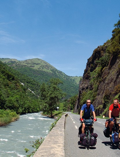 From the Pyrénées and the Alps to the Canal du Midi, there's an ideal holiday for every sort of cyclist in France