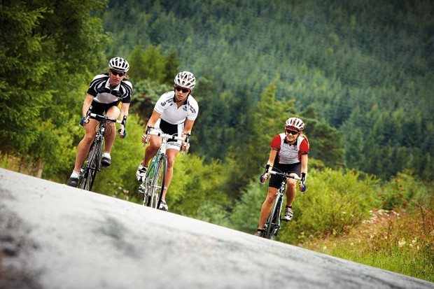 Interval training will improve your cycling with short but intense workouts