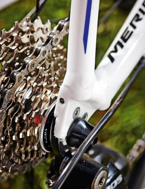 The 12-30 Tiagra cassette should provide gears for virtually all circumstances