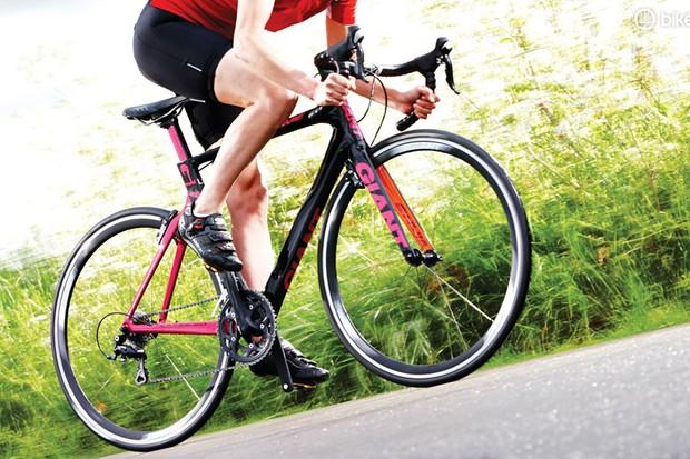 9957d84dab6 Liv/Giant Envie Advanced 2 - BikeRadar