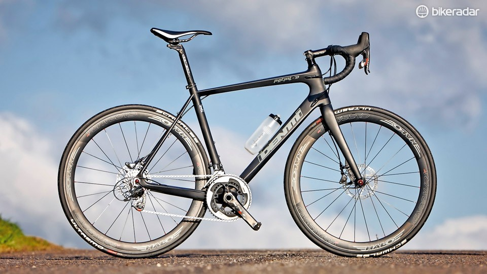 A versatile option for getting the miles in, with or without disc brakes